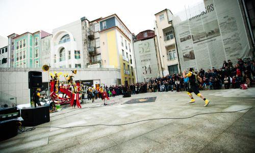 Praça das Cardozas – Porto